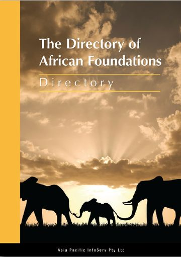 African Foundations Directory