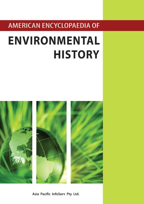 American Encyclopaedia of Environmental History