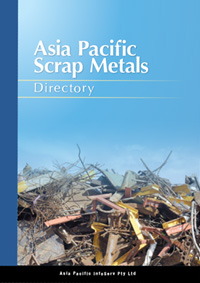 Asia Pacific Scrap Metals Directory