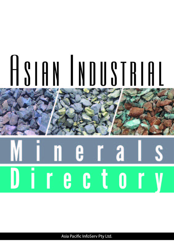 Asian Industrial Minerals Directory