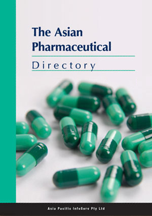Asian Pharmaceutical Directory