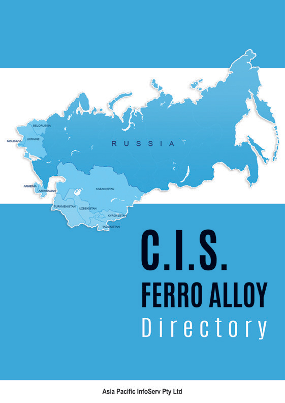 C.I.S. Ferro-Alloy Directory