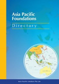 Directory of Asia Pacific Foundations