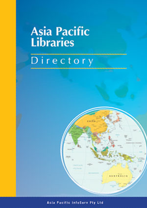 Directory of Asia Pacific Libraries