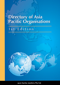 Directory of Asia Pacific Organizations