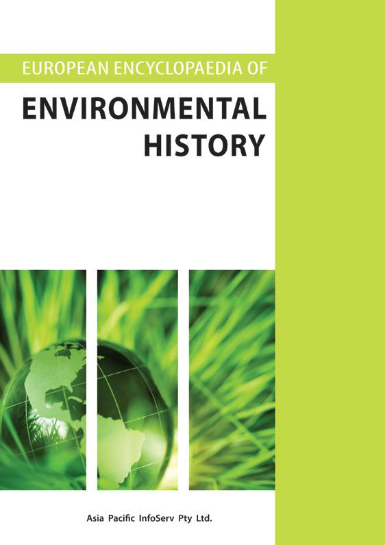 European Encyclopedia of Environmental History