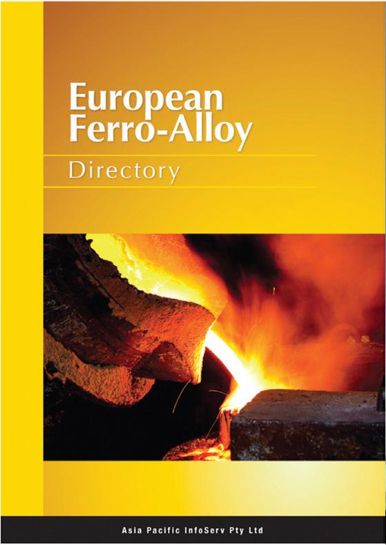 European Ferro-Alloy Directory