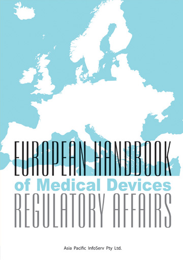 European Handbook of Medical Devices Regulatory Affairs
