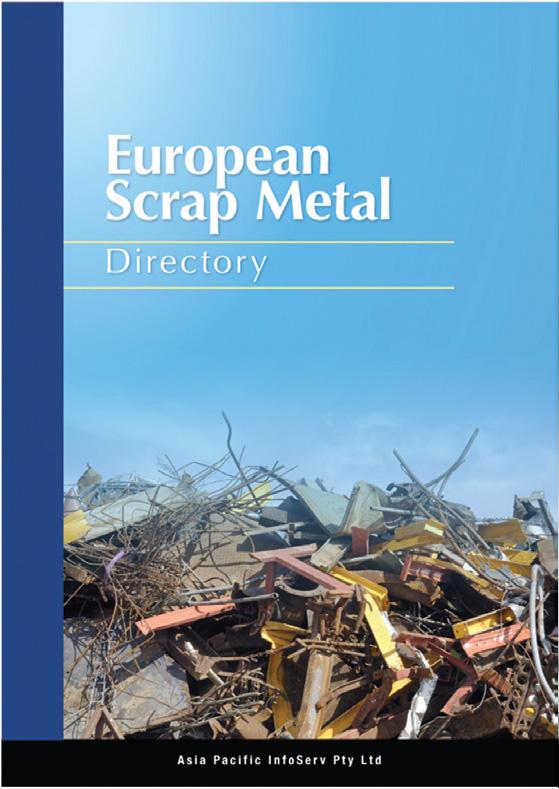 European Scrap Metals Directory