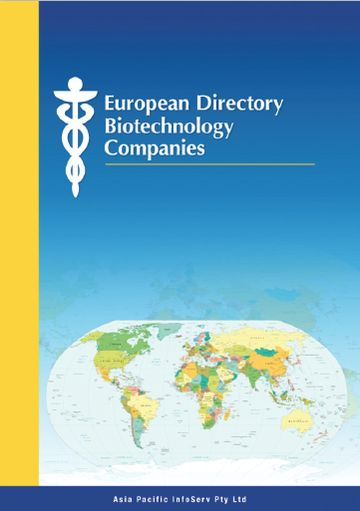 European Directory of Biotechnology Companies