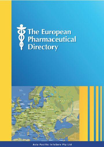 European Pharmaceutical Directory