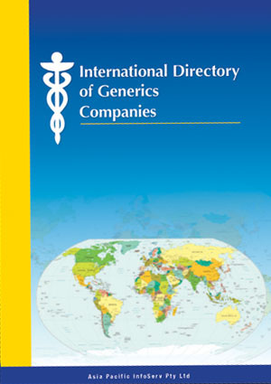 International Directory of Generics Companies