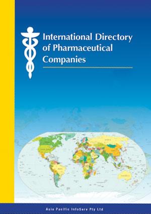 International Directory of Pharmaceutical Companies