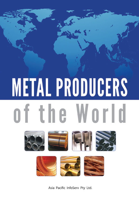 Metal Producers of the World Directory