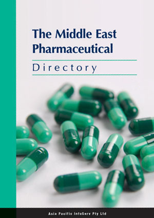 Middle East Pharmaceutical Directory
