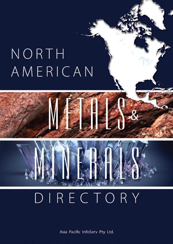North American Metals & Minerals Directory