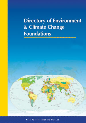 Directory of Environment & Climate Change Foundations
