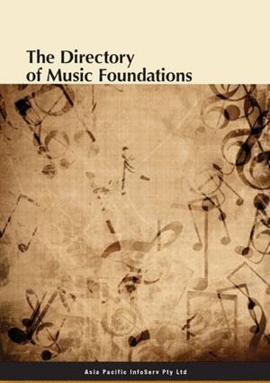 Directory of Music Foundations