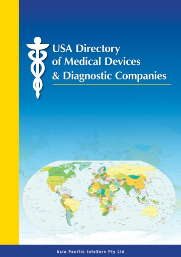 USA Directory of Medical Devices and Diagnostics Companies
