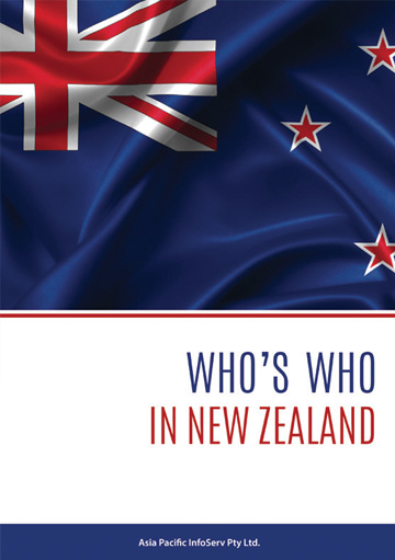 Who's Who in New Zealand