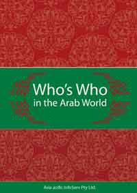 Who's Who in the Arab World