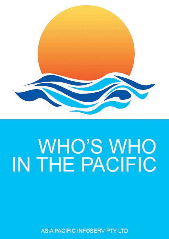 Who's Who in the Pacific