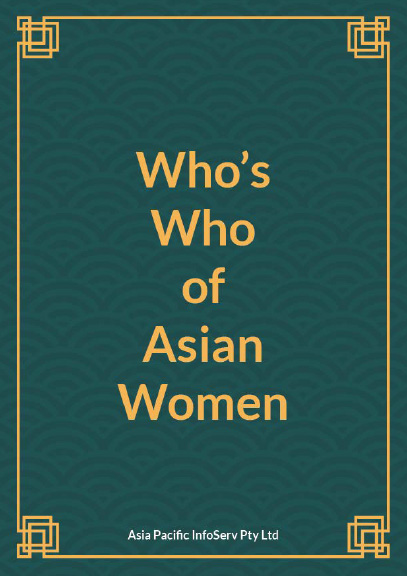 Who's Who of Asian Women