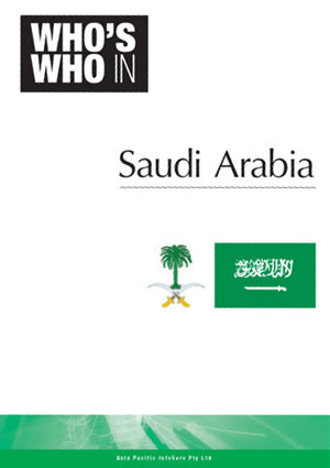 Who's Who in Saudi Arabia