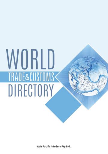 World Trade & Customs Directory